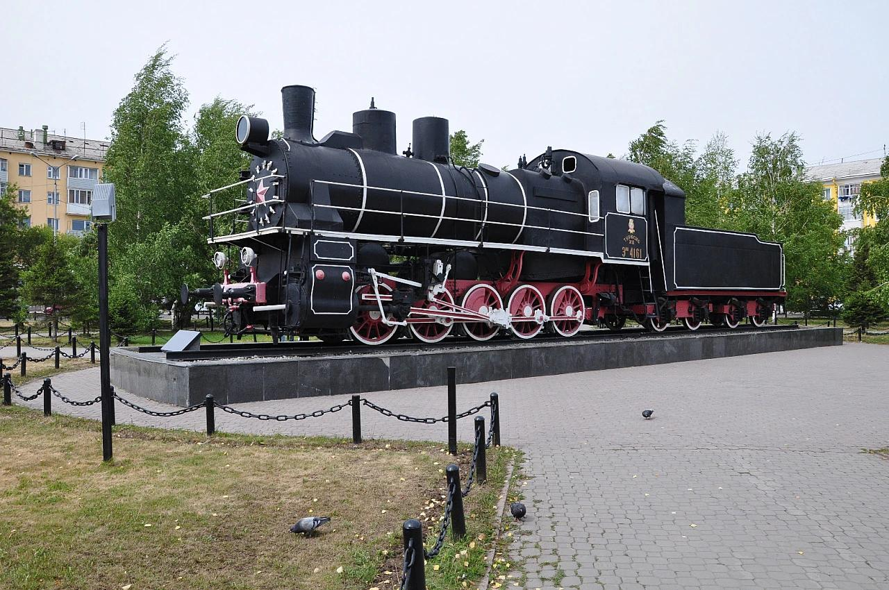 Esh-4161 Steam Locomotive